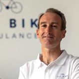 Camilo Cuyás - CEO The Bike Ambulance