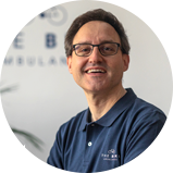 Cristian Vidal - The Bike Ambulance
